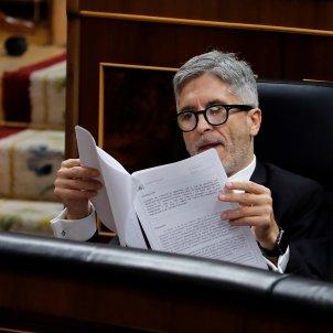 Fernando grande marlaska ministro interior congreso EFE chema moya