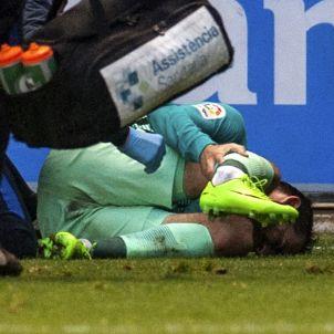 Aleix Vidal lesió EFE