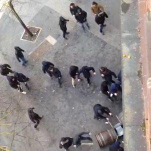 Baralla Barça Alaves captura video