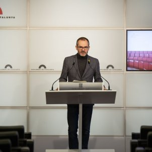 Josep Costa Vicepresident mesa JxCat - Sergi Alcazar
