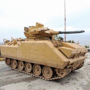 tanc turc guerra siria efe
