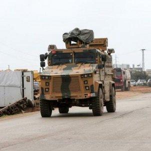 soldats turcs siria EFE