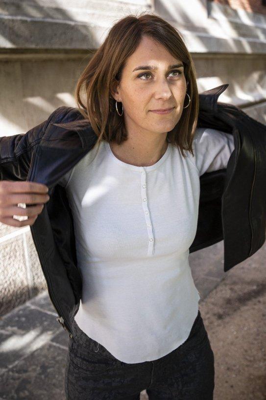 Jessica Albiach Comuns Catalunya En Comu Podem - Sergi Alcàzar