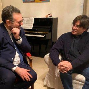 Romain Grau Carles Puigdemont Sípaíscatalà