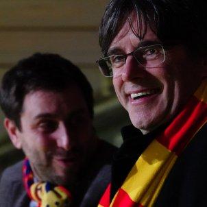 Carles Puigdemont partit USAP Perpinyà - Roberto Lázaro