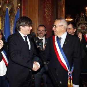 Jean-Marc Pujol Puigdemont Perpinyà ACN