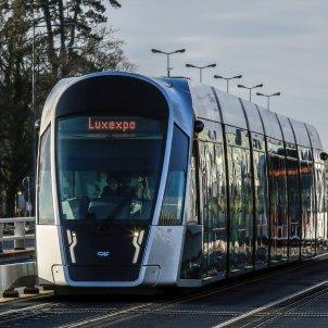 Transport públic Luxemburg EFE