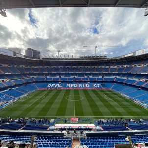 Santiago Bernabéu Reial Madrid @realmadrid