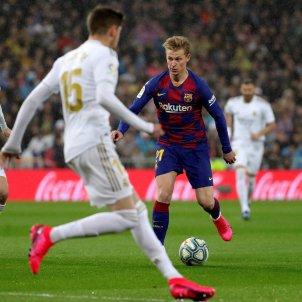De Jong Reial Madrid Barça EFE