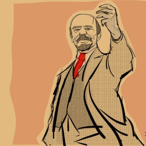 Lenin il·lustració (Hafteh7)