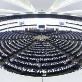 Parlament Europeu hemicicle foto recurs - ACN