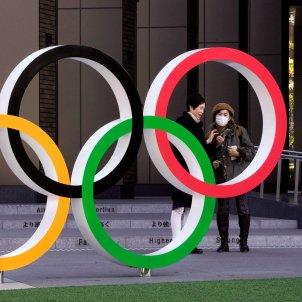Anelles JJOO Jocs Olimpics Toquio 2020 EFE