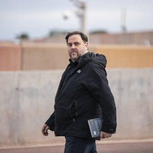 Oriol Junqueras Lledoners - Sergi Alcazar