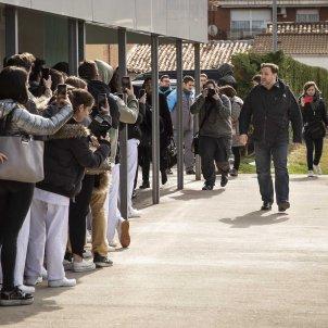 Oriol Junqueras campus Manresa Universitat VIC - Sergi Alcazar