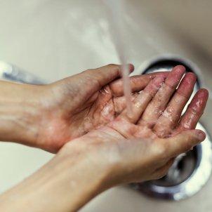 Lavar manos Piqsels