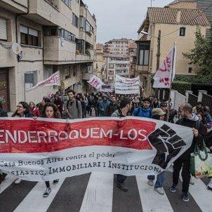 Manifestacio Casa Buenos Aires Joanna Chich