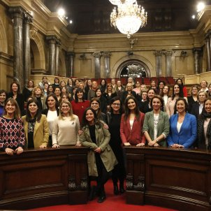 diputades dones parlament   acn