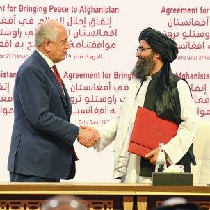 Acords afganistan - EFE