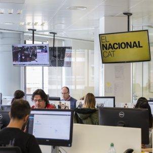 Redaccio El Nacional redactors Sergi Alcazar 01