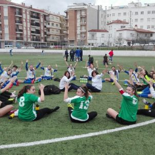 Lloretenc Atlètic Masnou futbol femení   Atlètic Masnou