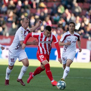 borja garcia zozulya girona albacete @GironaFC