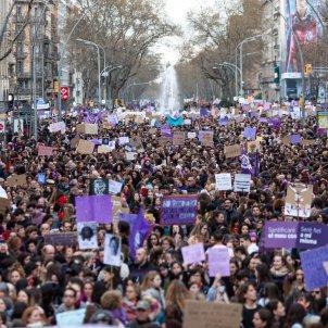 Manifestacio 8-M - Europa Press