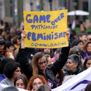 feminisme pancartes 8m dia dona acn