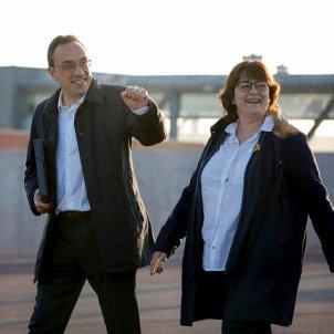 Josep Rull presó Lledoners permís treball   EFE