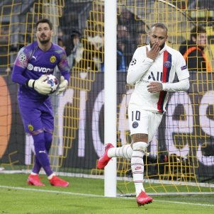 Neymar Borussia Dortmund PSG Champions Europa Press