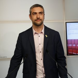 Bernat Solé alcalde Agramunt ACN