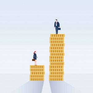 bretxa salarial desigualtat genere homes dones iStock