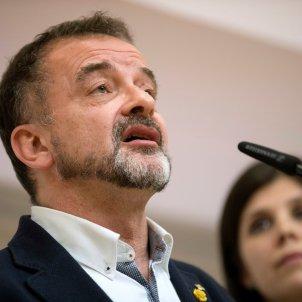 Alfred Bosch Marta Vilata Seu ERC dimissió - EFE