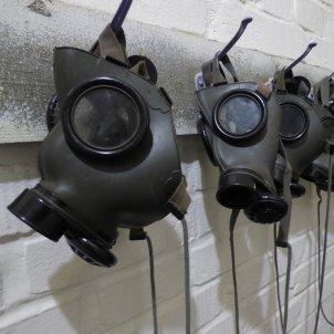Màscares de gas (Tomasz Mikolajczyk)