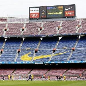 Barça las palmas porta tancada Camp Nou   EFE