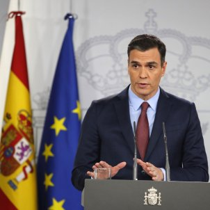 Pedro Sánchez Moncloa - Efe