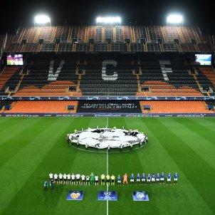 Valencia Atalanta Champions EFE