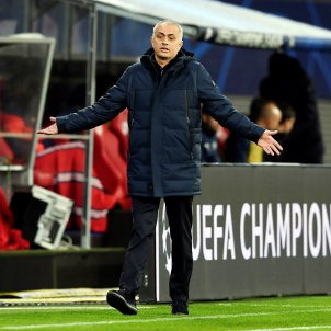 Jose Mourinho Tottenham Champions EFE