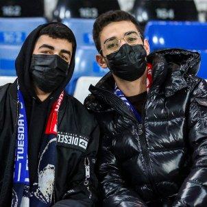 Aficionats coronavirus futbol Europa Press