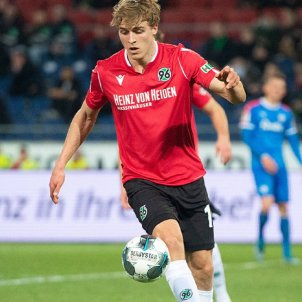 Timo Hübers Foto Hannover 96