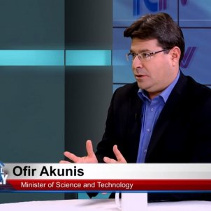 Ofir Akunis ICTV Israel