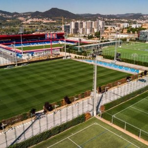 Ciutat Esportiva Joan Gamper Barça FC Barcelona