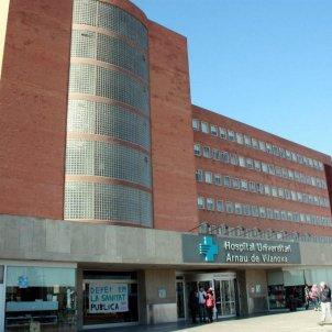 Hospital Arneu de vilanova lleida - ACN