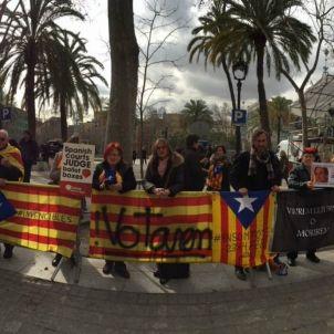 manifestants judici 9-N / Ernest Sant