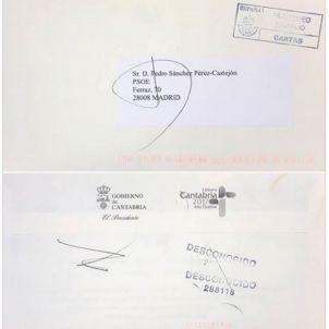 carta revilla pedro sanchez