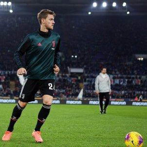 Daniele Rugani Juventus Europa Press