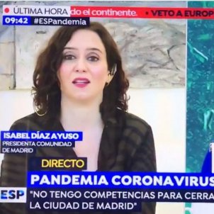 Ayuso Griso Antena3