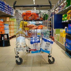 carros compra supermercat coronavirus - Guillem Camós