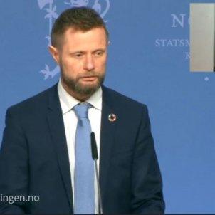 Ministre salut noruec Bent Hoie