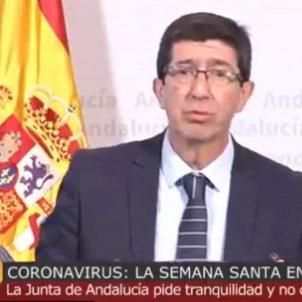 Juan Marín Andalusia TV