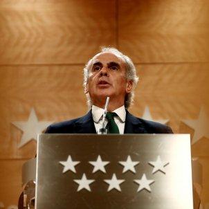 Enrique Ruiz Escudero estudia toque de queda - efe